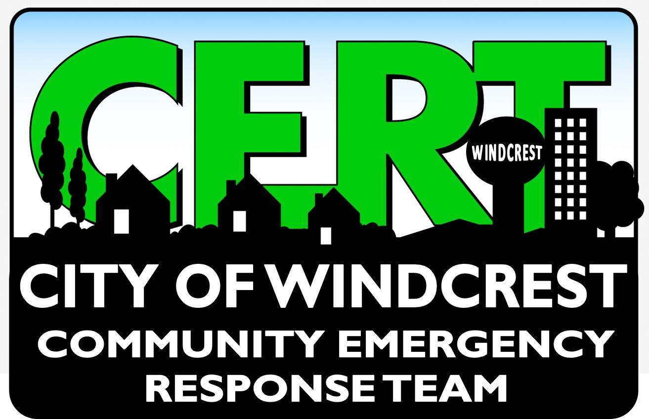 Community Emergency Response Team- Windcrest